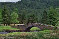 DSC_0058 -1awm (Polleepops) Tags: argyll lochlomond lochs clouds cloudporn bridges river water hills landscape