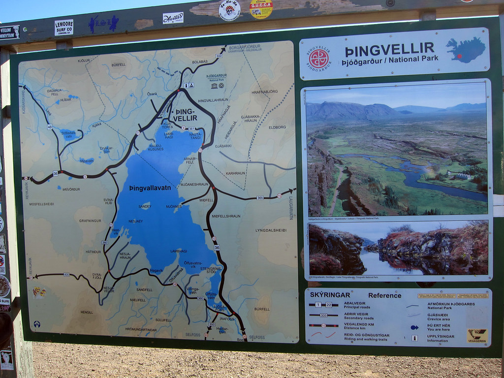 Thingvellir National Park Map The World's most recently posted photos of thingvellir and
