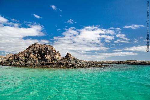 el Mar de Lobos - Fuerteventura, Islas Canarias