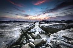 The Chute (KrissyM_77) Tags: beach lajolla california