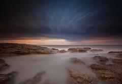 """"""" BWLCH GWYN (Wiffsmiff23) Tags: ogmore ogwr ogmorebysea ocean heritagecoastlinesouthwales southwales dramatic drama traeth beach longexposure rocks storm"""