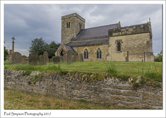 St George and St Lawrence, Springthorpe, Lincolnshire (Paul Simpson Photography) Tags: lincolnshire paulsimpsonphotography sonya77 may2017 villagechurch graves headstones photoof photosof imagesof imageof history stgeorgeandstlawrence westlindsey churchphotography churchtower springthorpe