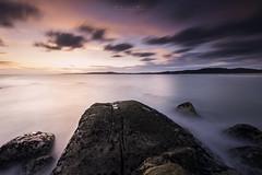 A Lanzada (jojesari) Tags: ar117g 715 alanzada sanxenxo pontevedra galicia jojesari ocaso puestadesol sunset atardecer solpor