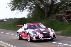 Porsche 997 GT3 (belgian.motorsport) Tags: porsche 997 gt3 lejeune rallye de wallonie 2017
