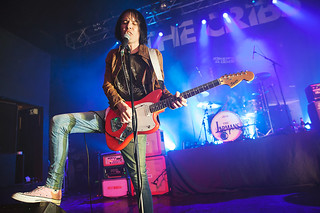 The Cribs @ O2 Institute 1