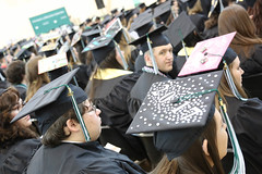 Spring 2017 Grad Caps