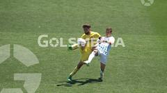 Copa del Rey Juvenil. Villarreal CF 1-1 Málaga CF (14/05/2017), Jorge Sastriques