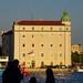 59 - Split, Croatie, Mai 2017 - façades sur le vieux port