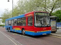 Go Northern 4855 / R855 PRG (TEN6083) Tags: chesterlestreet southburns renown wright b10ble volvo r855prg 4855 gonirthern nnrg northernnationalrestorationgroup bus nebuses