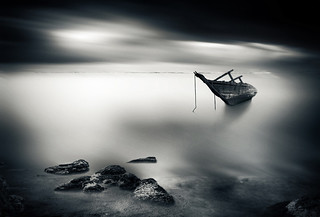 The Old Boat that Did not Sail the Lonely Planet