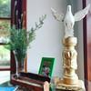 E esse divino, é ou não DIVINO? 😁 #artesanato #artesanatomineiro #decoração #decoraçãomineira #casa #casamineira #divino #divinos #espiritosanto #decorando #decorar #decora #aconchego #lar (fabriciabarcelos) Tags: decorando casamineira divinos artesanato divino decora casa artesanatomineiro decoração aconchego espiritosanto decoraçãomineira lar decorar