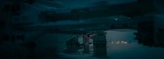 time steals a day (jooka5000) Tags: starwars lego xwing pilots moseisley lights landscape cinematic photography jooka5000 tatooine citylights diorama frame scene