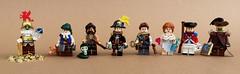 PotC Figbarf - Swashbuckling Buccaneers (-Wat-) Tags: lego pirates carribean potc jacksparrow treasure island ship shwashbuckler gold