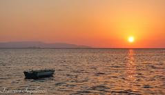 The Boat (Francesco Impellizzeri) Tags: trapani sicilia sunset boat
