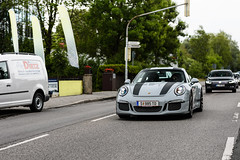 911R. (dutchwithacamera) Tags: 911 porsche porsche911 porsche911r 991 911r carspotting photography carphotography car cars nikon nikond7200 50mm grey hobby spotting porsche991