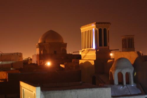 Prison d'Alexandre, Yazd