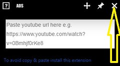 Close YouTube video from floating view (Bestuseful) Tags: how watch youtube videos while browsing android