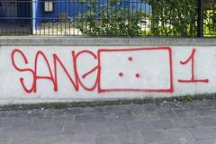 ► Sango ◄ (Ruepestre) Tags: sango paris parisgraffiti france streetart street graffiti graffitis graffitifrance graffitiparis urbanexploration urbain urban mur rue wall walls ville villes