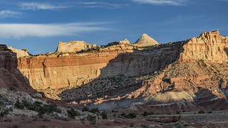 *Capitol Reef @ afternoon light*