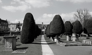 The Churchyard of St. Mary the Virgin, Painswick