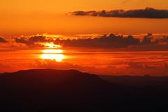 Por do sol (Pico Agudo, Sapopema, Paraná, Brasil) (@MASlivak ) Tags: por do sol sunset red orange laranja vermelho amarelo yellow sky sun céu