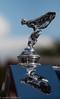 mirrored mascot (kimbenson45) Tags: 1940s blue bokeh car chrome classiccar closeup differentialfocus emblem macro mascot metal metallic radiatorcap reflected reflecting reflection reflective shallowdepthoffield silver vintage