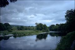 River Lune (Fotorob) Tags: analoog cumbria engeland england kirkbylonsdale