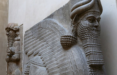 20170506_louvre_khorsabad_assyrian_88vf99 (isogood) Tags: khorsabad dursarrukin assyrian lamassu paris louvre mesopotamia sculpture nineveh iraq sarrukin