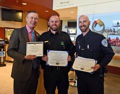 Colorado Law Enforcement Training Academy Ceremony