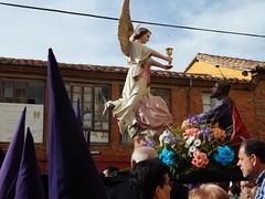 Jueves Santo (amgirl) Tags: mansilladelasmulas maundythursday april13 2017 day15 semanasanta holyweek spain meseta abril april caminodesantiago procession juevessanto