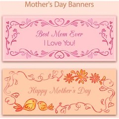 free vector Happy Mother's Day Cute Banners Set (cgvector) Tags: 2017 2017mother 2017newmother 2017vectorsofmother abstract anniversary art background banner banners beautiful blossom bow card care celebration concepts curve cute day decoration decorative design event family female festive flower fun gift graphic greeting happiness happy happymom happymother happymothers happymothersday2017 happymothersdaycutebannersset heart holiday illustration latestnewmother lettering loop love lovelymom maaday mom momday momdaynew mother mothers mum mummy ornament parent pattern pink present ribbon satin set spring symbol text typography vector wallpaper wallpapermother