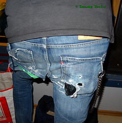 jeansbutt13557 (Tommy Berlin) Tags: men jeans butt ass ars levis