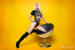 FERGIE STUDIO SHOOT 10/05/17 (Mudkiss Phtography) Tags: blondemodel studioshoot mudkissphotography portraits