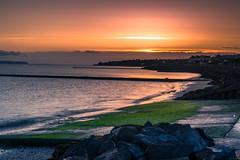 DSC_8743 (Daniel Matt .) Tags: sunrise sunsets aroundtheworld sunrisecolours nikon natgeo colours longexposure nikon2470mm seascape holywood