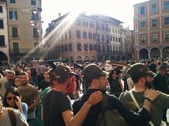 02 Adunata Alpini 2017 Treviso - Piazza dei Signori