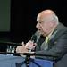 Nógrádi György biztonságpolitikai szakértő előadást tart a váci lakossági fórumon.