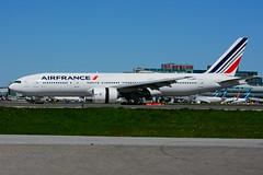 F-GSPF (Air France) (Steelhead 2010) Tags: airfrance boeing b777 b777200er yyz freg fgspf