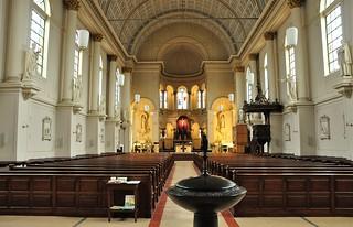 Interieur / Interior Hartebrugkerk