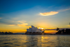 Sydney, Australia - April 26, 2017: (AlfonsoFD) Tags: therocks 2017 canoneos sydneyoperahouse sydneyharbour australia travel sydney canon canon6d sunrise nsw newsouthwales