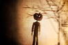 This Curse I Cast... You're Pumpkinhead! (Mark_Dangerous) Tags: pumpkinhead movie shadow silhouette scary horror witch woods forest ed photography paper cutouts