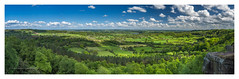 COCKING TOR - DERBYSHIRE UK (stevef16G) Tags: cloudscape derbyshirelife milltown ashover ogston derbyshire view valley vista panoramic peakdistrict trees landscape olympus 1240mm em1 cockingtor