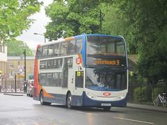 Stagecoach East 19611 AE10BYA Parker St, Cambridge on 9 (1280x960) (dearingbuspix) Tags: stagecoach stagecoacheast citi stagecoachcambridgeshire cambridgeciti ae10bya 19611