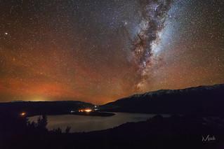 Mt Robert Milky Way.