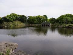 P1004173 (digitalbear) Tags: panasonic lumix gh5 sumida river kiyosumi garden eidai bridge tokyo japan sharehotel lyuro skytree fukagawameshi miyako yakatabune