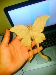 butterfly : nham van son (javier vivanco origami) Tags: butterfly nham van son javier vivanco origami ica peru