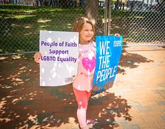 2017.05.03 #LicenseToDiscriminate Protest, Washington, DC USA 4435