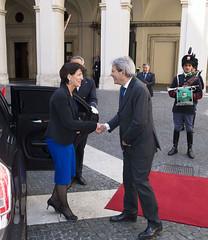 Gentiloni incontra Doris Leuthard (Palazzochigi) Tags: paologentiloni doris leuthard