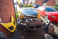 ZF2Y6487.jpg (Adam the ribless) Tags: repair racecar removal vx220 elise lotus ly36 sun clam fiberglass british vauxhall sportscar servicing radiator performance racing