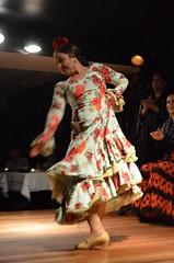 DSC_0800 (rusesmeralda) Tags: flamenco madrid spain dancing dance baile bailaor bailaora authentic tradition