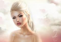 portrait (ℜØSE Siabonne) Tags: skin exile bento ysys hair powder pack portrait sl